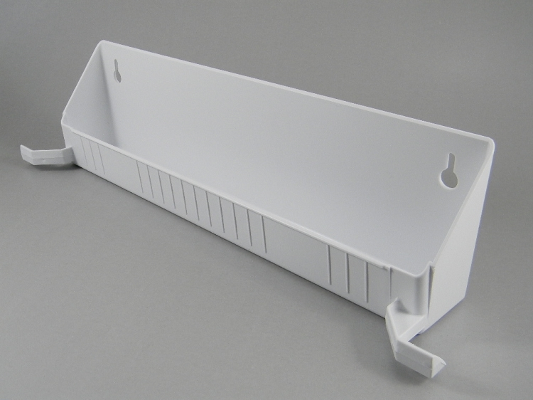 Rev A Shelf Sink Front Tray With Stop Tabs 14 Quot White