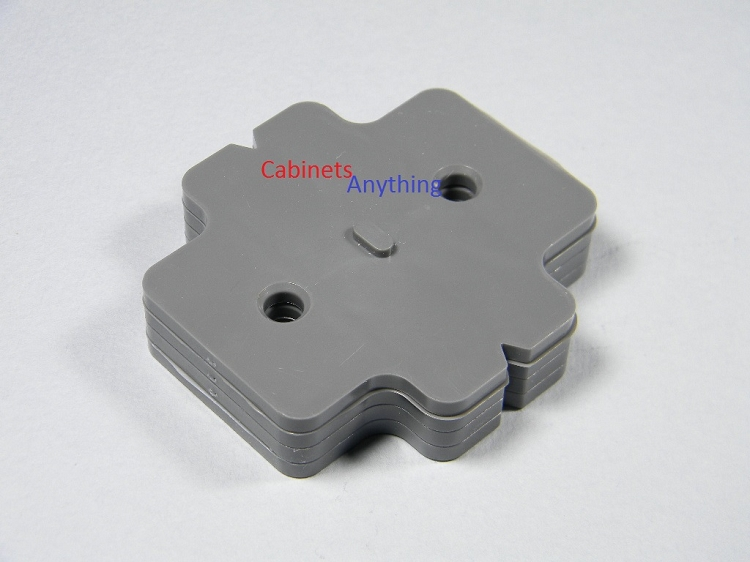 Blum Stack Able 3mm 1 8 Quot Frame Less Mounting Plate Spacer 181 613
