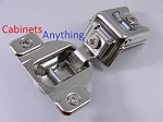 BLUM  COMPACT 39C 110° HINGE 39C358C (PRESS ON)