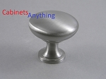AMEROCK SATIN NICKEL KNOB, ALLISON  BP53005-G10