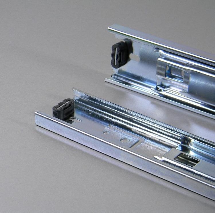 Tru Trac Full Extension Drawer Slides Tt100b22