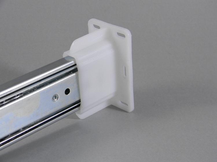 1 Plastic Rear Mounting Bracket For Tru Trac