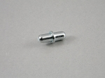 (20)  SHELF SUPPORTS - DIVIDED NICKEL PIN - 5MM