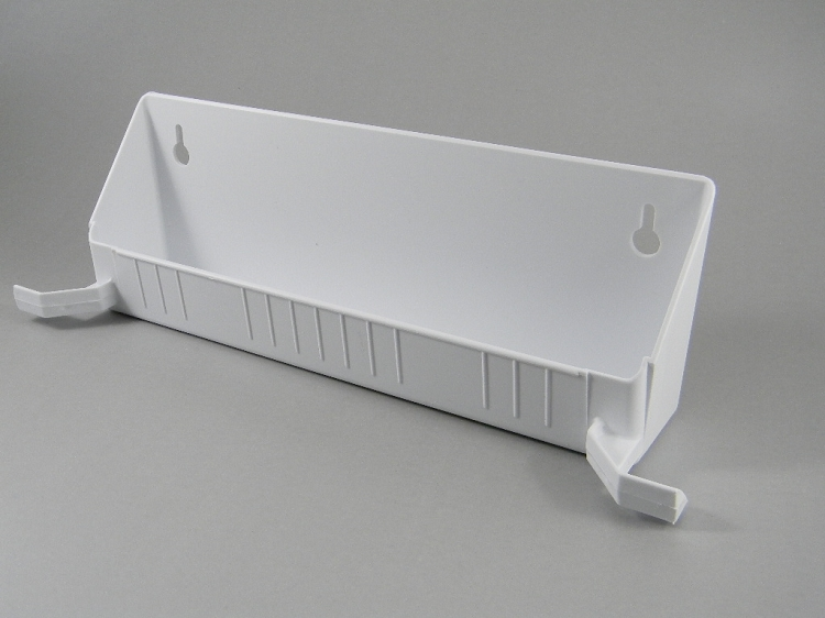 Rev A Shelf Sink Front Tray With Stop Tabs 11 Quot White
