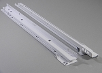 KV 1805 WHITE EPOXY DRAWER SLIDES 12