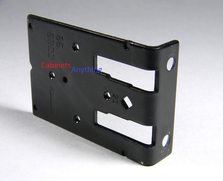 Blum Mounting Plate Drilling Template 65 5300
